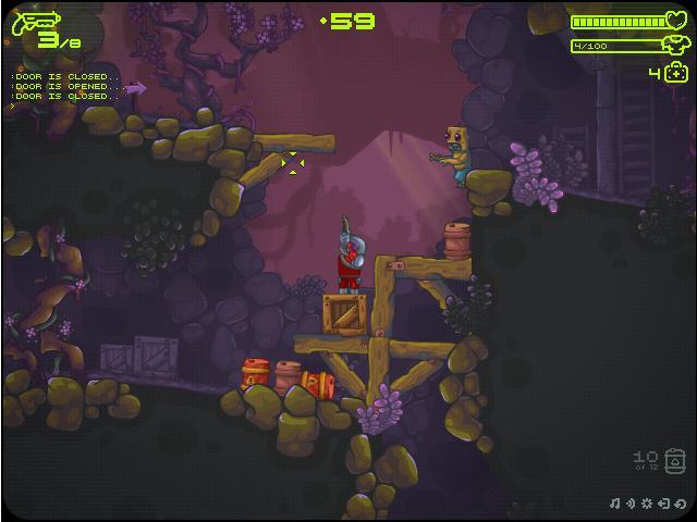 joran at play zombotron