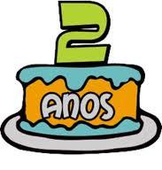 O Cantinho Pedagógico comemora 2 anos de existência!