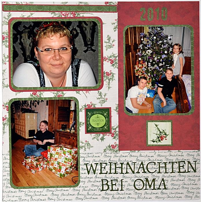 fantasia scrapbooking weihnachten bei oma. Black Bedroom Furniture Sets. Home Design Ideas