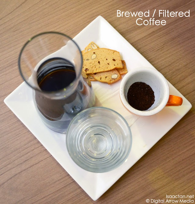 Brewed / Filtered Coffee