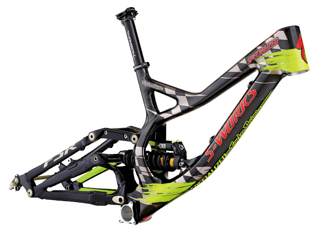 Specialized Demo Troy Lee Designs