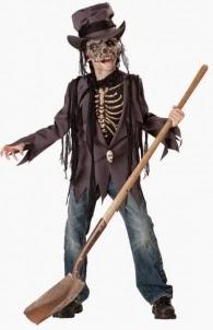 Halloween, Disfraz Original Niños
