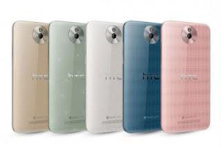 HTC E1, Smartphone Dual SIM Seharga RP. 2,8 Juta-an