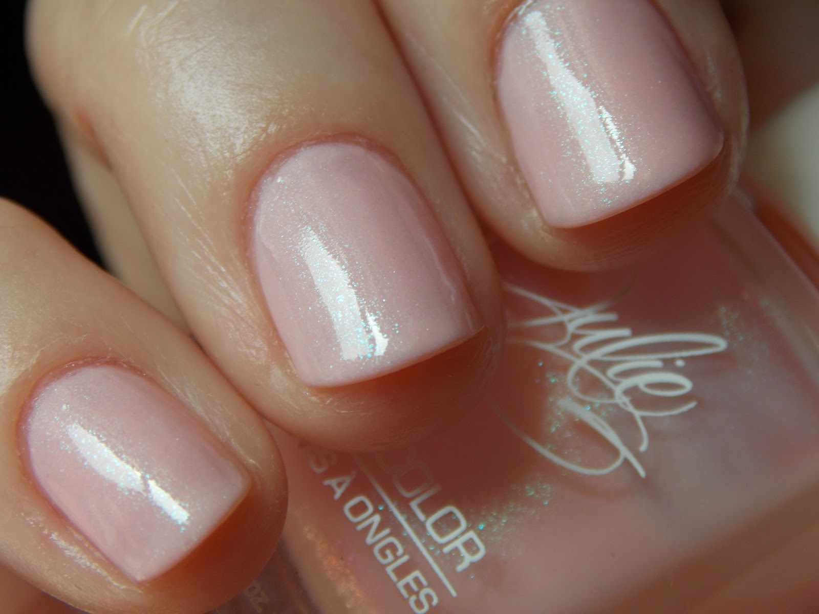 Nails By Nicole: Julie G - Cupcakes & Castles