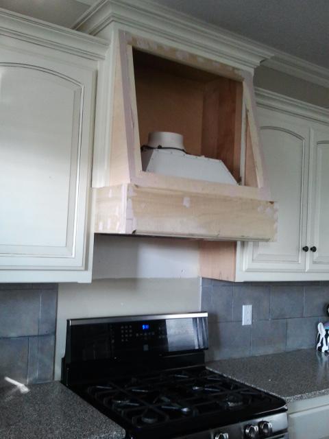 Build Range Hood Cover Pdf Woodworking