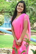 Samskruthi photo shoot in saree-thumbnail-13