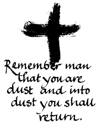 Ash Wednesday Images