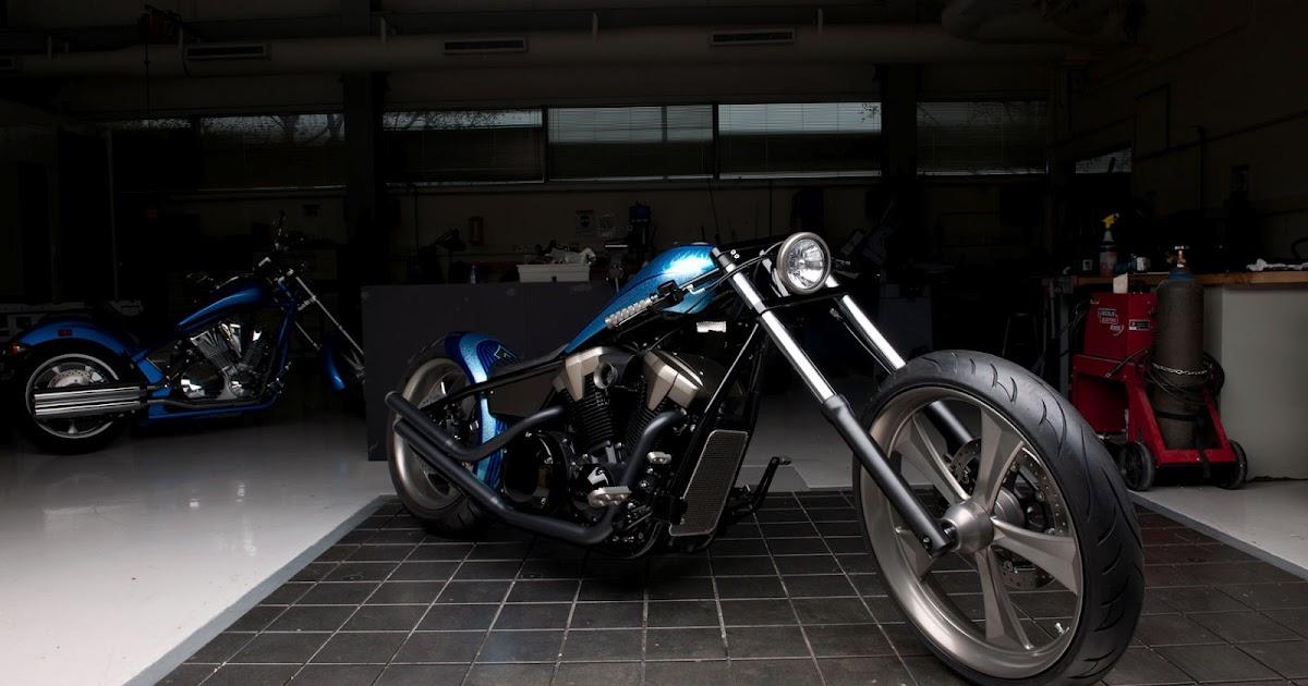 Auto Stark Bikes Honda Fury Vt1300cx