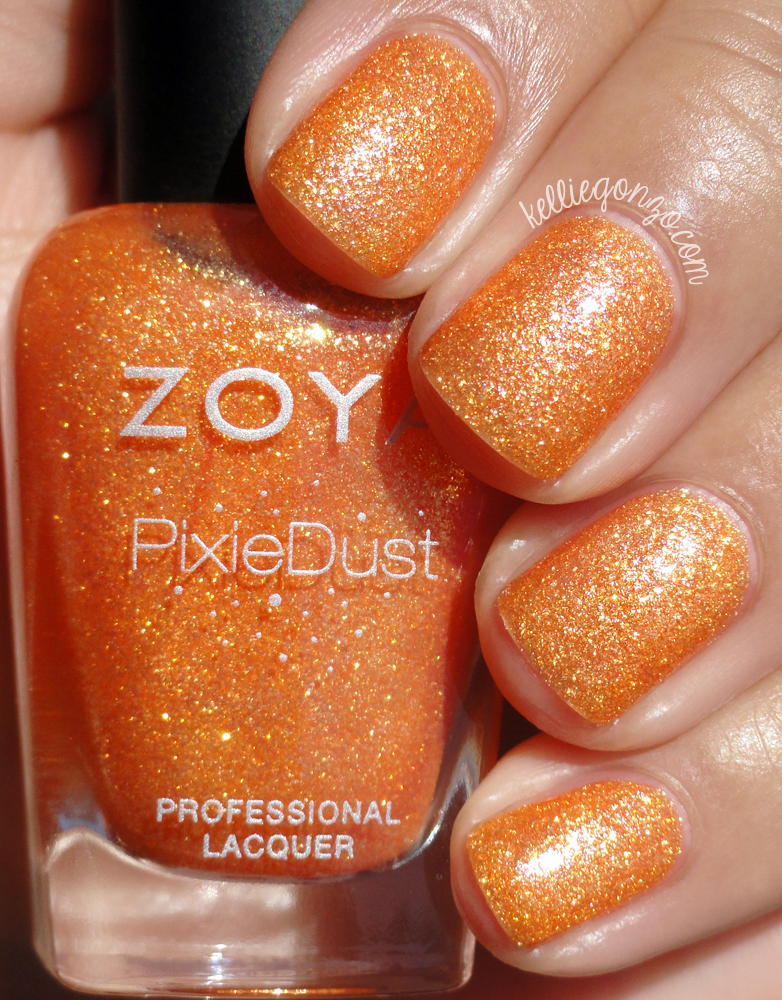 Zoya Beatrix Nail Lacquer Review Photos Swatches
