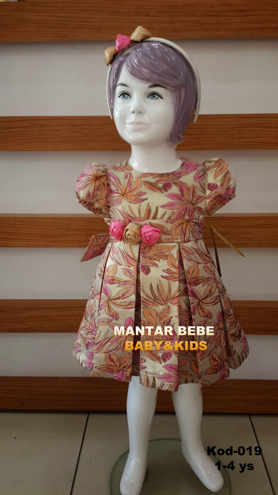 MANTAR BEBE ÇOCUK GİYİM - KOD019