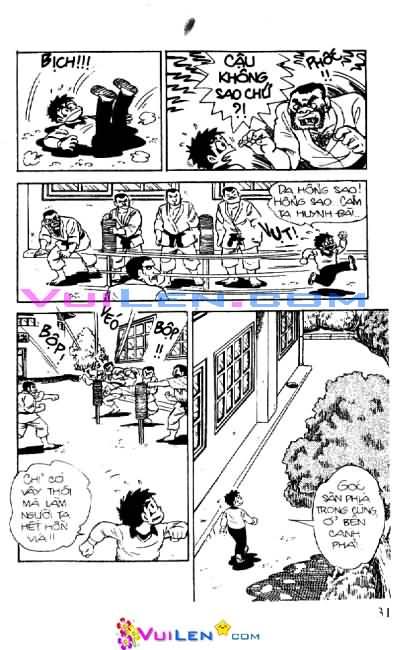 Jindodinho - Đường Dẫn Đến Khung Thành III  Tập 8 page 31 Congtruyen24h