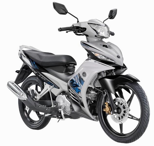 New Jupiter MX 2014 White Sonic