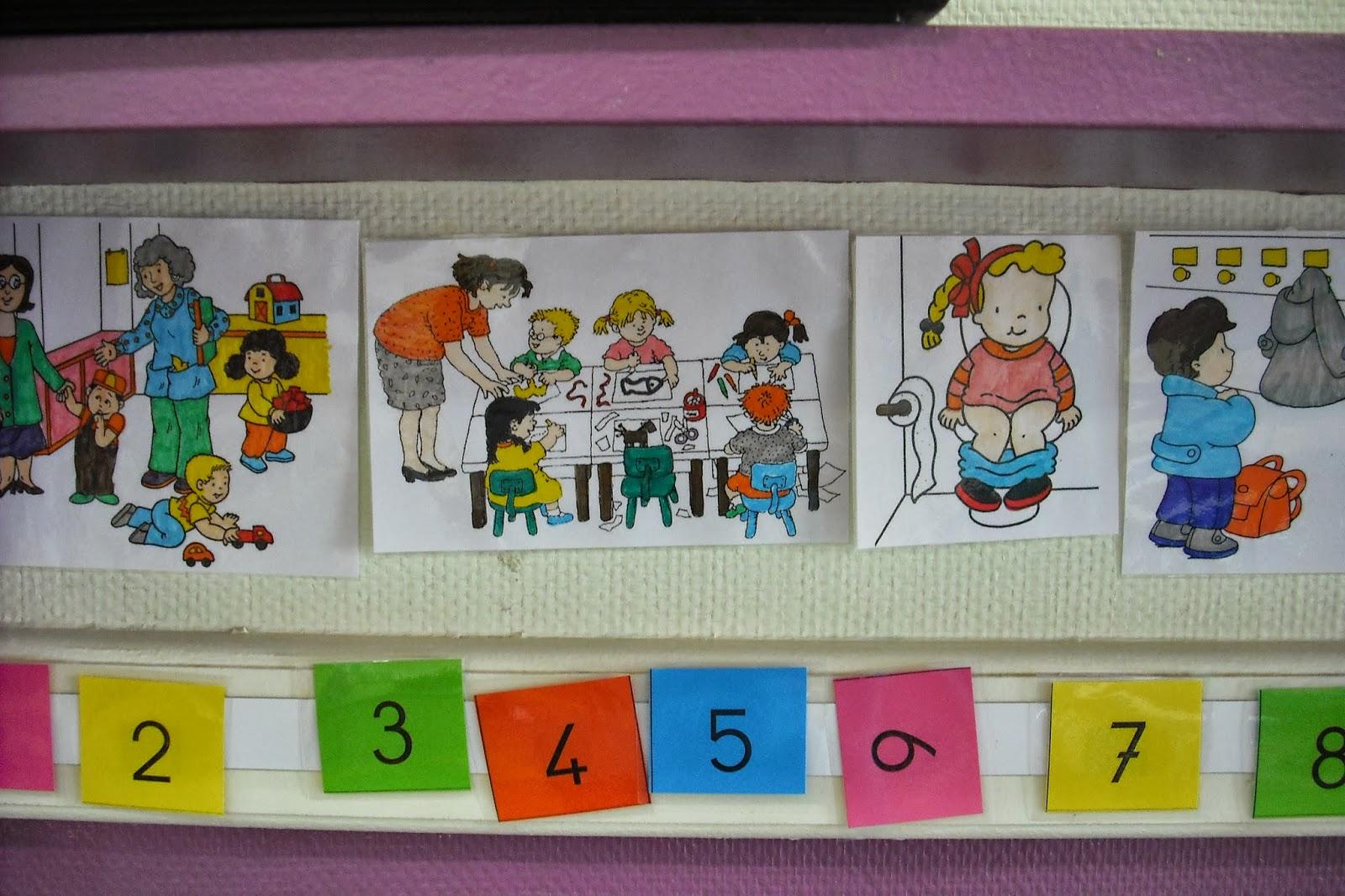 Ecole maternelle vitteaux au mois de septembre chez les moyens - Image d ecole maternelle ...