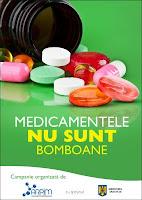 Medicamentele nu sunt bomboane