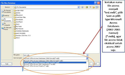 Perkenalan Microsoft Access