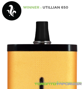 Vapor Quality Winner - Utillian 650