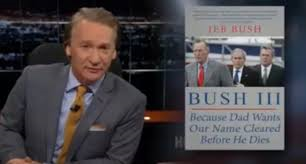 Bill Maher Repu8blican Book Club