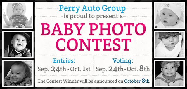 Baby Photo Contest 2012 - Perry Auto Group
