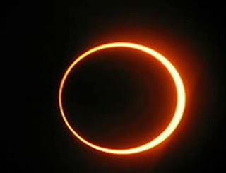 annular solar eclipse - Annular Solar Ring Of Fire Eclipse of May 20, 2012