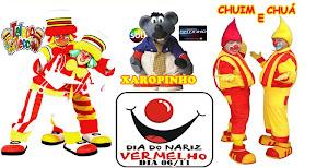 2º DIA DO NARIZ VERMELHO 06/11/2011