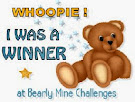 I won at Bearly-Mine