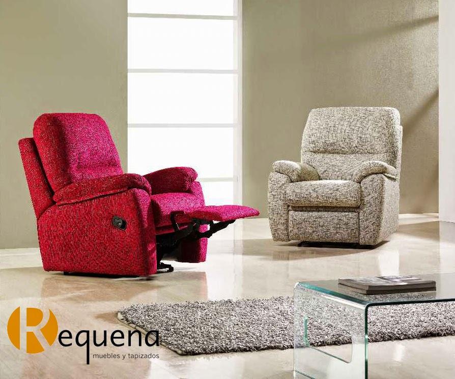 Muebles y tapizados requena el sill n relax el mejor for Muebles alarcon requena