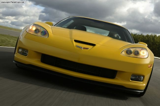 Chevrolet Corvette Z06 Collection Pics
