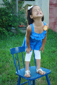 Sarah - age 5