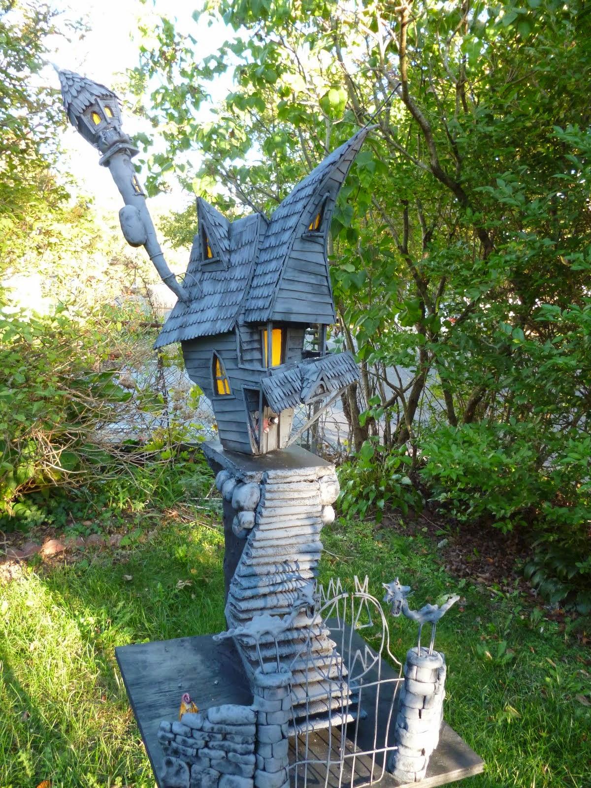 Jacks haunted house