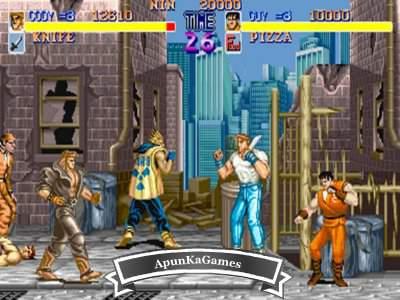 Final Fight Screenshots
