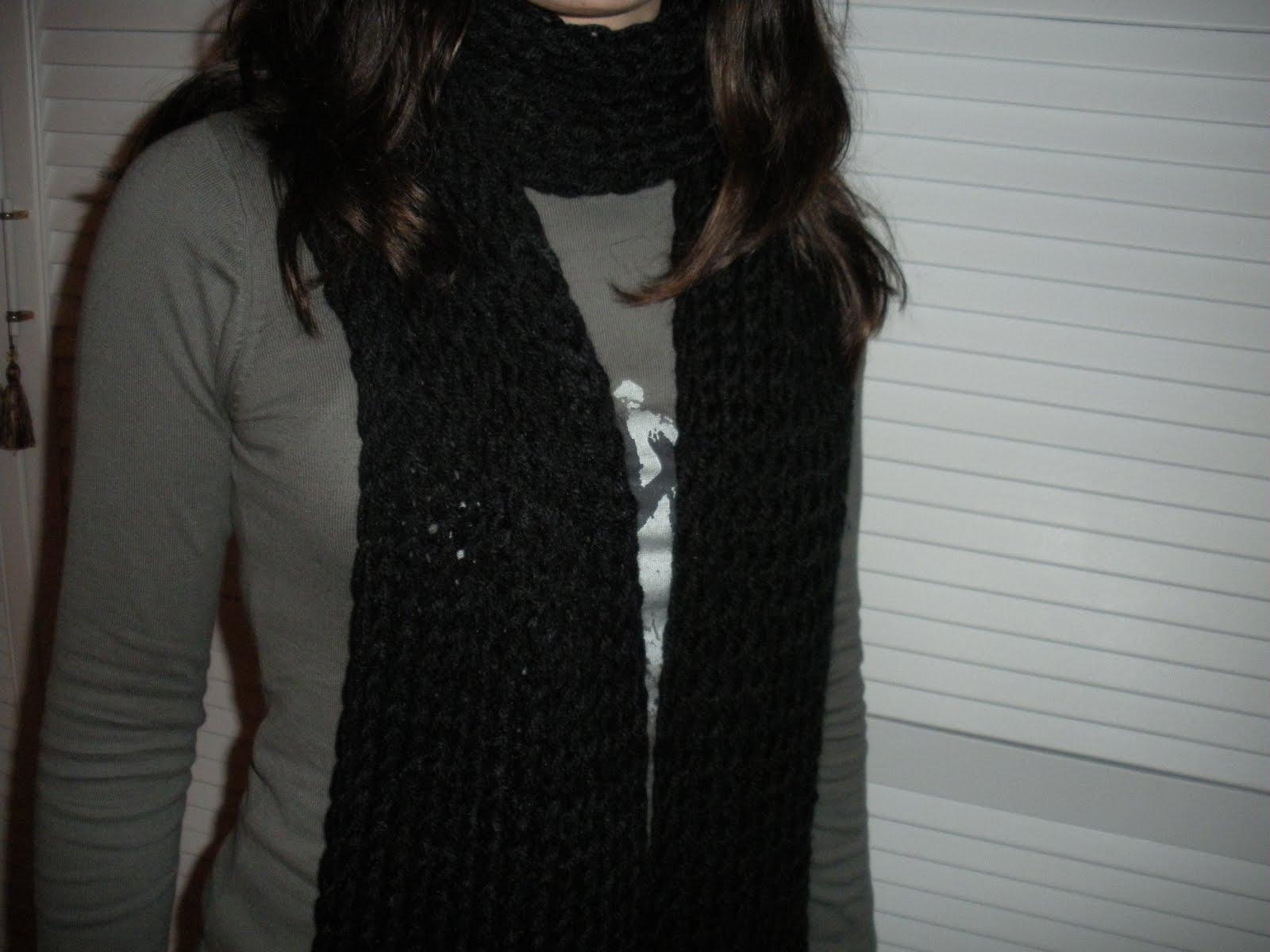 Cómo hacer una bufanda con telar (sin agujas)