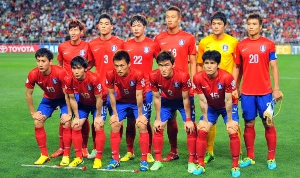 أهداف مباراة كوريا الجنوبية وبلجيكا 0-1 كأس العالم 2014