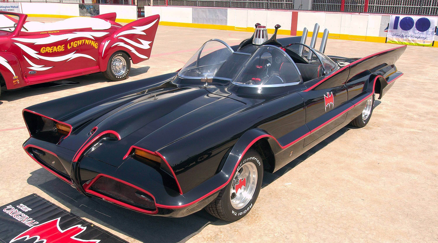 1966 TV Batmobile