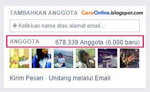 Cara mengatasi undangan join grup facebook tidak jelas2