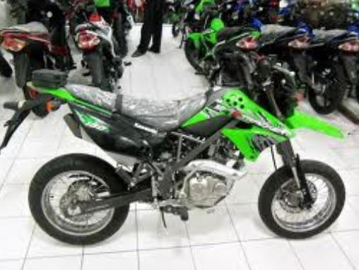 Kawasaki Klx 150cc 2014