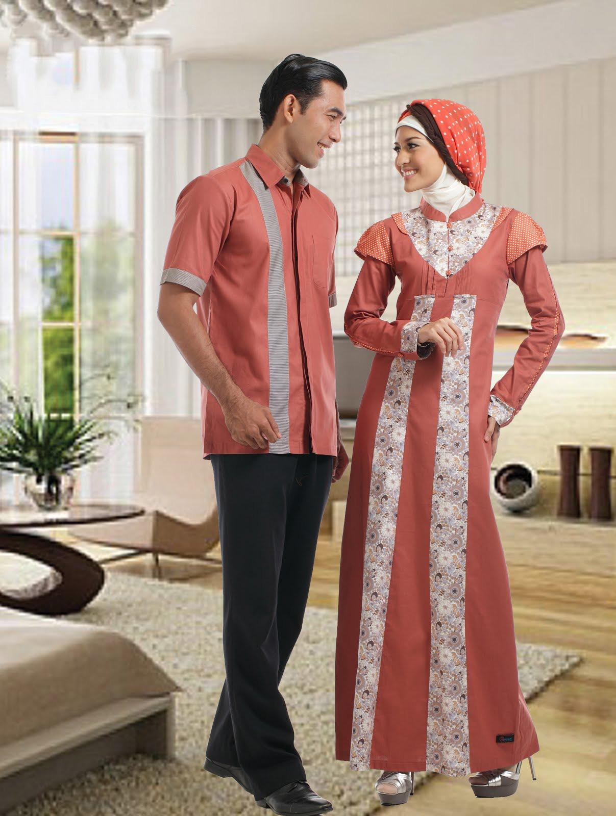 Trend Model Baju Batik Lebaran Terbaru 2013