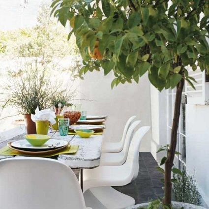 Dise o y decoracion de jardines de casas for Casa y jardin tienda decoracion