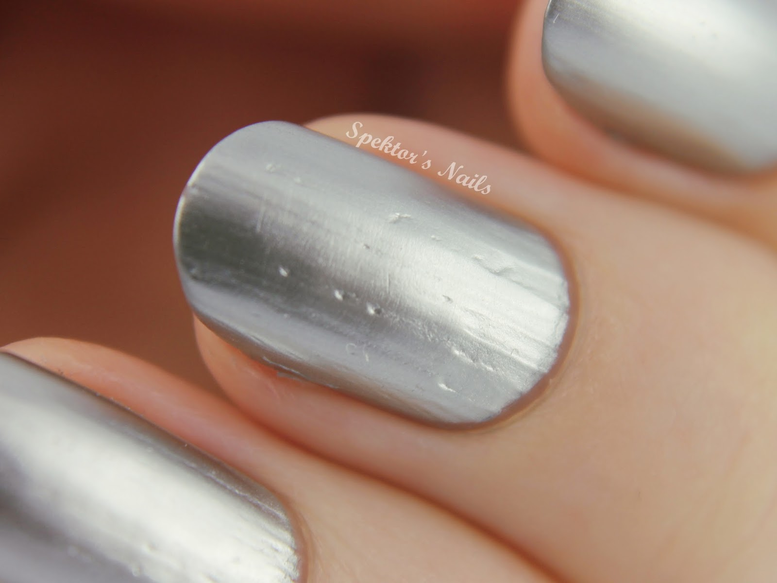 Layla Mirror Effect - 01 Metal Chrome