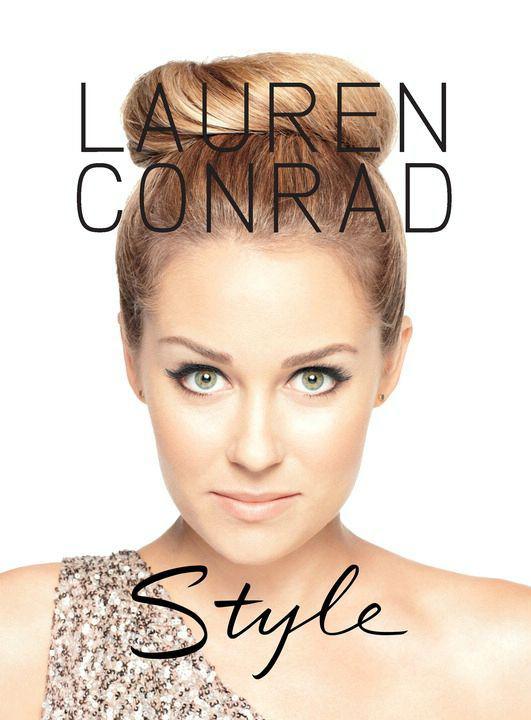 Lauren Conrad 2010 Style. lauren conrad style book hair