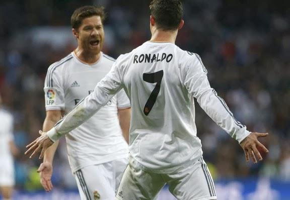 Cristiano Ronaldo (1-0) (Jornada 27) 9/03/14