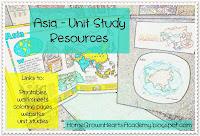 Asia Unit Study