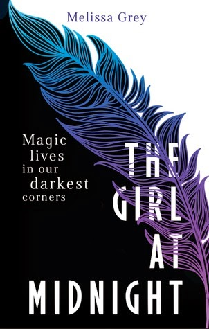 The Girl at Midnight book cover