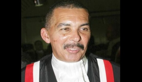 Justice Anthony Carmona is the new president of Trinidad and Tobago