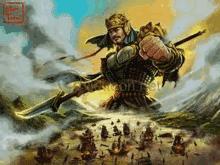 Tải Khí phách anh hùng 145 - Mod KPAH 1.4.5 cho điện thoại 1