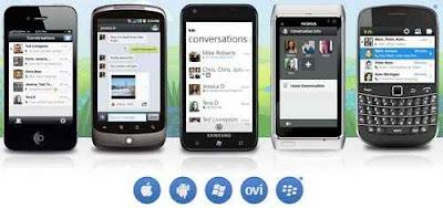 Kik Messenger Aplikasi Chat seperti BBM