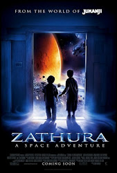 Zathura: Una Aventura Espacial Poster