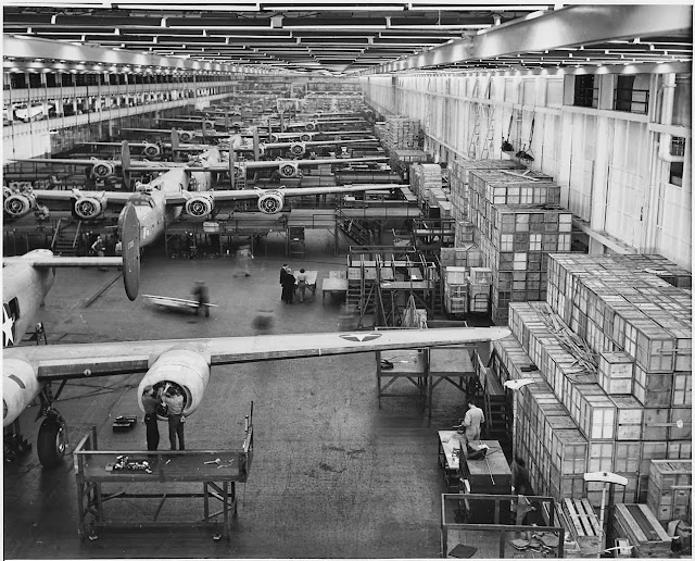 Retro Kimmer S Blog Final Tour Of Bomber Plant This Weekend