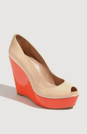 Coral & Nude Shoes