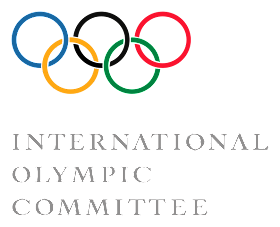 IOC Official Logo 2012 Olympics