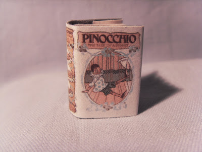Pinochhio GIVE AWAY de Cockerina